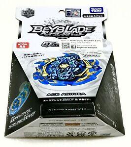 Beyblade B-00 Booster Ace Ashura .00M.v Retsu ~ Takara Tomy ~ Brand New ~