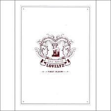 Lovelyz - Girls' Invasion Photobook + 2 Photocards Sealed NEW