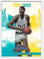 2013-14 Robert Parish #/249 Panini Crusade #94 Boston Celtics Basketball