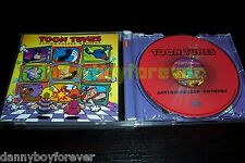Toon Tunes Action Packed Cartoon Anthems CD Scooby-Doo Ducktales Chip & Dale etc