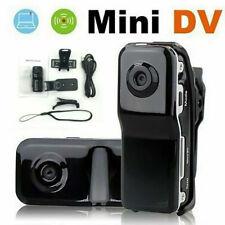MD80 HD Mini Spy Sports Action Camera Webcam DV DVR Recorder Camcorder w/Holder