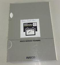 Schulungsunterlage Eléctrico/Eléctrico Diagramas de Cableado Iveco