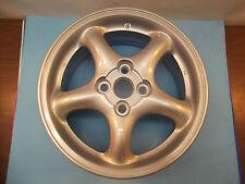 """#13 Miatamecca 15""""X6"""" Alloy Wheel Rim Silver 99-00 Miata MX5 9965256040 OEM"""