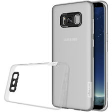 Samsung Galaxy S8 Plus Nillkin Flexible Soft TPU Case Transparent Hülle Tasche