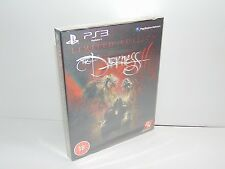 The Darkness II 2 Limited Edition | Sony PS3 Playstation 3 |PAL | New and Sealed
