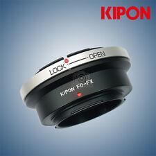 New Kipon Adapter for Canon FD Mount Lens to Fuji X-Pro2 X-T2 Fujifilm Camera
