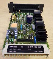 Bosch 0 811 405 060 Valve Amplifier Board PL6 1 818 300 046 0811405060