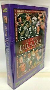 10 Movie Classic Drama DVD Box Set - AusPost with Tracking