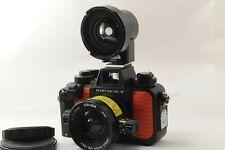 Nikon Nikonos V Underwater Camera 20mm F/3.5 + 15/20/35mm Finder from JAPAN #593