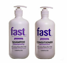 NISIM FAST Shampoo & Conditioner Set 1Litre Size - FAST SHIPPING