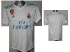 Rare 2017-18 FC Real Madrid Home Football Shirt FIFA World Champions 2016 - M