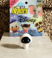 Disney Pixar's FUNKO Pint Size Heroes EVE Vinyl 1/12 Series 2 Figure Wall-E NEW!