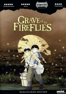 GRAVE OF THE FIREFLIES (2PC) NEW DVD
