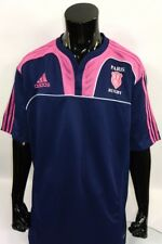 adidas Stade Francais Paris Home Shirt France Rugby Jersey Size 3Xl /Xxxl adults