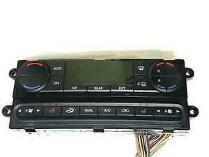 2005 - 2007 Ford Freestyle A/C Heater Climate Control Unit 6F93-18C612-CB OEM !