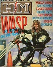 rivista - H/M HEAVY METAL - Anno IV Numero 62