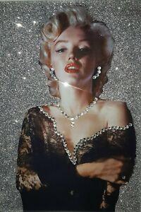 Marilyn Monroe Art Print A4