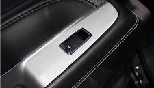 ABS Chrome Interior Door Cover Armrest Trim 4pcs for Jeep Patriot 2011-2015