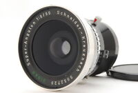 """Optics N. MINT : AS- IS :Read"" SCHNEIDER Sinar Super Angulon 90mm f8 from JAPAN"