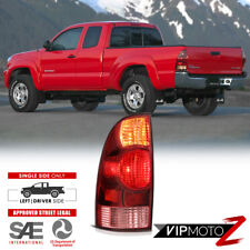 2005 2006 2007 2008 Toyota Tacoma Left Driver Side Rear Tail Lights Taillamps