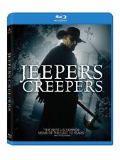 Blu Ray JEEPERS CREEPERS. Justin Long horror. UK compatible. New.