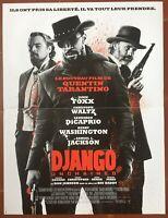 Plakat Django Unchained Leonardo Di Caprio Quentin Tarantino 40x60cm