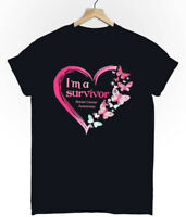 Breast Cancer Awareness I'm a Survivor shirt breast cancer t-shirt