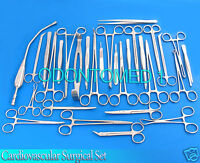 99 Pieces Cardiovascular Surgical Instrument Set DS-1006