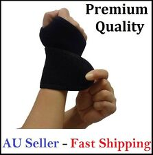 Wrist & Palm Thumb Support Brace Adjustable Band Pain Relief Strap Sports Gym