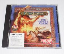 Advanced Dungeons & Dragons Al-Qadim The Genie's Curse (PC, 1995)