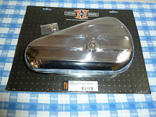 chrome tear drop tool box for harley davidson and custom application new