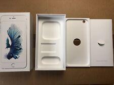 """Apple iPhone 6s 5,5"""" + Verpackung Originalverpackung Leerverpackung OVP Karton"""