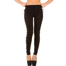 Mittlebreite 36 Röhre/Tregging Damenhosen Hosengröße