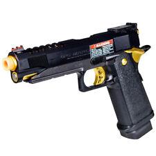 Tokyo Marui Gold Match Hi-Capa 5.1 GBB Compeition Airsoft Pistol TM-51MATCH-GD