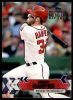 2017 TOPPS NATIONAL BASEBALL CARD DAY BRYCE HARPER WASHINGTON NATIONALS #1
