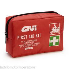 BORSA KIT PRIMO SOCCORSO - FIRST AID KIT GIVI S301 DIN13167