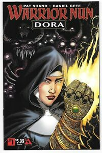 Warrior Nun: Dora #1 (10/2019) Avatar Press Comics
