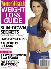 Women's Health Weight Loss Guide 2012 Slim-Down Secrets & 125 Best Power Foods