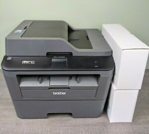 Brother MFC-L2740DW All-In-One Laser Printer. 2 New Toner + Extra! Warranty!!
