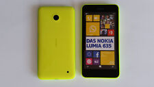 Nokia Lumia 635 in Yellow Handy Dummy Attrappe - Requisit, Deko, Ausstellung