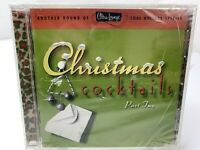 Christmas Cocktails Part Two Ultra Lounge CD New Sealed