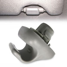 Honda Sun Visor Holder Clip  Clear Gray Civic CR-V Fit For Accord Civic Visor MG