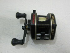 Vintage Mitchell Fishing Reel - 6610Z TurboMag - Graphite- Japan Made