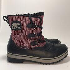 Womens Sorel Tivoli Winter Boots Size 10 Pink