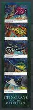 Nevis 2012 Rochen Stingrays Meerestiere Postfrisch MNH