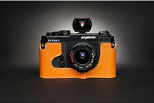 Leather Half Case for Voigtlander Bessa L (choice of colours) - BRAND NEW