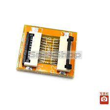 FPC FFC FLAT FLEX CABLE pitch 1mm 8pin to 8pin INCREASING SCREEN LINE EXTENSION