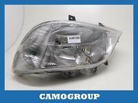 Front Headlight Left Front Left Headlight Depo MERCEDES Sprinter Drivers
