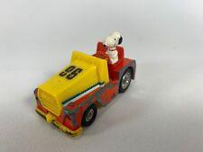 Snoopy Diecast Metal Toyota Truck Car Made In Japan Vintage 1958 Aviva UFS
