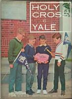 Yale vs Holy Cross Football September 30 1967 ORIGINAL Program